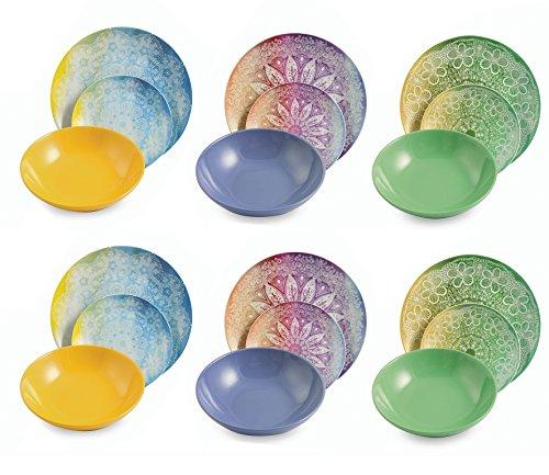 villa-deste-canvas-service-de-table-porcelaine-et-gres-multicolore-18-pieces