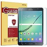 Samsung Galaxy Tab S2 8.0 Pulgadas ( SM-T710 ) OMOTON Galaxy Tab S2 8.0 Cristal Templado [9H Dureza] [HD Ultra Delgado][Garantía de por Vida]