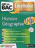 Histoire Géographie 1re L-ES