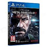 Konami Metal Gear Solid V: Ground Zeroes, PS4
