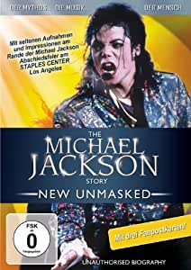 The Michael Jackson Story - New Unmasked (Buch-/Fan-Edition )