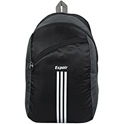 Espoir 21 Ltrs Red Casual Backpack PureBlack0507