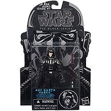 Figura Star Wars The Black Series Darth Vader (Dagobah Test)