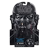 Star Wars A8058000 Hasbro Star Wars Darth Vader Dagobah Test No. 07 schwarz Series 2015