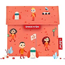 NEW - Roll'eat Snack'n'Go Kids Space- bolsa merienda infantil - porta meriendas - bolsa merienda- BPA Free