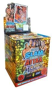 WWE Slam Attax TCG - Mayhem - Booster Display (50 Boosters)