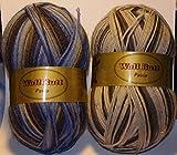 Woll Butt Sockenwollpaket Pavia - 200g - (Lager: Hi-brKa)