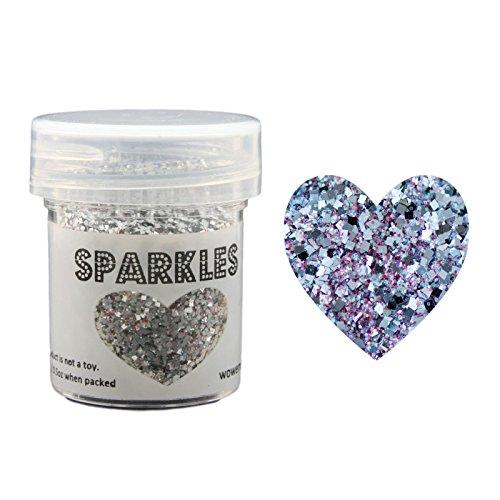 Wow! Sparkles Premium Glitter 15ml - Ballet Shoes -