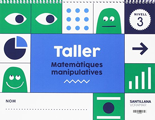 Taller matematiques manipulatives nivell 3