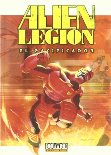 Alien Legion - 3 . El Pacificador