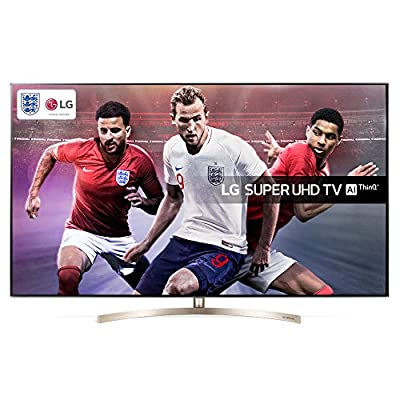 """55SK9500PLA 55"""" Smart Built in Wi-Fi UHD 2160P LCD TV with Freeview HD Black"""