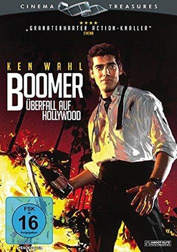 Bild von Boomer - Überfall auf Hollywood / The Taking of Beverly Hills (1991) ( )