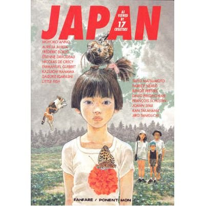 Japan: As Viewed by 17 Creators (Paperback) - Common