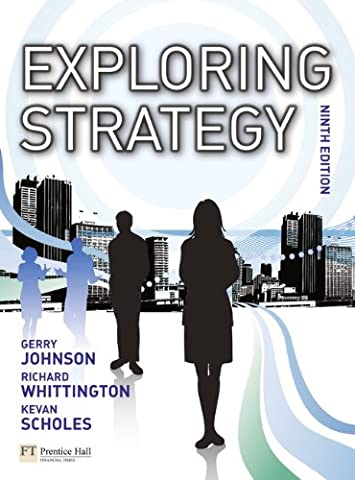 Exploring Strategy text only plus MyStrategyLab and The Strategy Experience