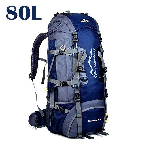 Sac d'alpinisme 80L, 80L Sacs de...