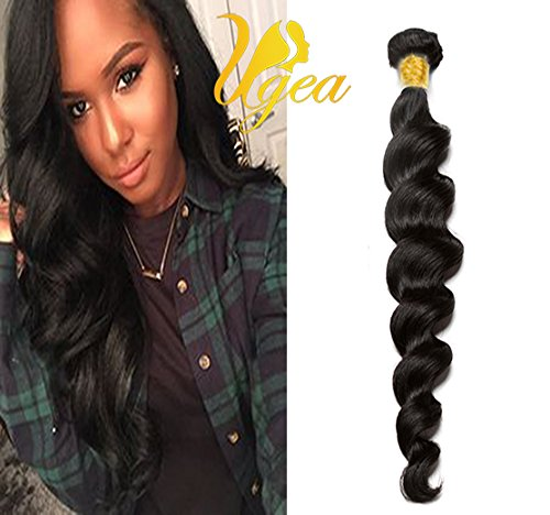 Ugeat Sew in Weave Tissage Cheveux Vierges 28\\