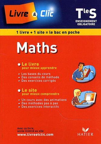 Mathmatiques Tle S enseignement obligatoire
