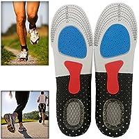 Gadget Zone UK Unisex Orthotic Arch Support Einlegesohlen Sport Komfort Schuh Shock absorbieren Gel Ferse preisvergleich bei billige-tabletten.eu