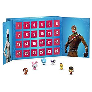 Funko 24 42754 Pop. Fortnite Advent Calendar Collectible Figure, Multi Sammelbares Spielzeug