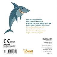 Sea-animals-Le-mie-prime-parole-in-inglese-Ediz-a-colori