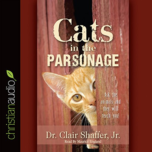 Cats in the Parsonage  Audiolibri