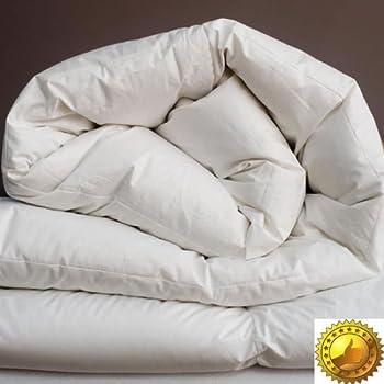 White Single Dreamtime MFDT15155 Super Bounce 13.5 Tog Duvet Polyester