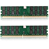 Tutoy 8GB 2x4GB DDR2 800MHz PC2-6400 240 perni desktop PC Memory AMD scheda madre del computer