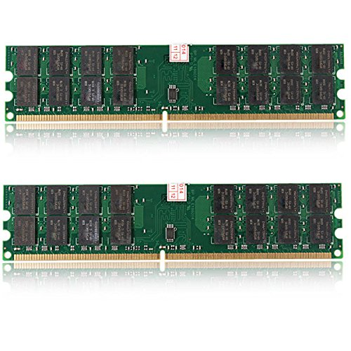 Tutoy 8GB 2x4GB DDR2 800MHz PC2 6400 240 perni desktop PC Memory AMD scheda madre del computer