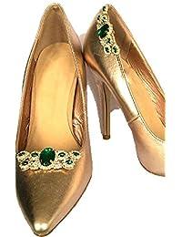 Orteils Joli Rose - Décoration Ivoire Chaussures Blanches Taille Unique BwslGkrVx
