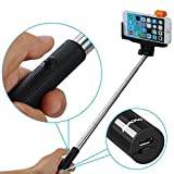 Mpow iSnap Pro 2-In-1 Selfie Stange Selfie Stick mit integrierten