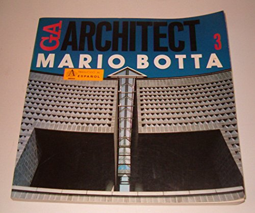 The Architecture of Mario Botta