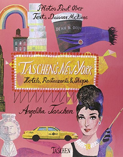 Portada del libro Taschen's New York - 2nd Edition (Lifestyle-Viaje)