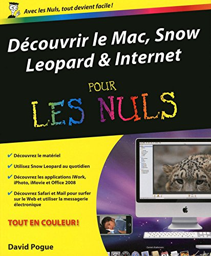 DECOUV MAC SNOW LEOPARD PR NUL