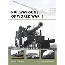 Railway Guns of World War II (New Vanguard, Band 231)