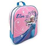 zaino 3D Frozen Elsa Disney Asilo Borsa Scuola CM.32 - FR0490