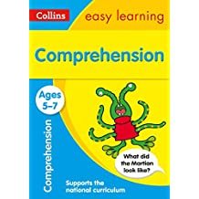 Comprehension Ages 5-7: Ideal for Home Learning
