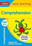 Comprehension Ages 5-7: New Edition: easy reading comprehensive activities for year 1 and year 2 (Collins Easy Learning KS1)