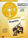 MITSPIEL-CD (Audio-CD) zum ÜBUNGSBUCH BAND 3 der HAL LEONARD KLAVIERSCHULE [Noten / Sheetmusic] Komponist: KREADER BARB