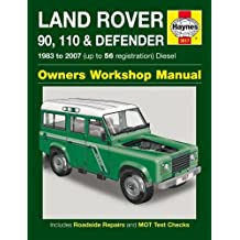 Land Rover 90, 110 & Defender Diesel (Service & Repair Manuals)