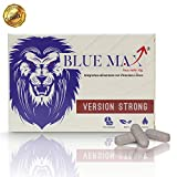 Blue Max 2a Generazione - Version Strong - 10 Pillole - Manovra Alla Potenza Per Uomo - Aumento Del Vigore Anche Per Giovani - 130 mg Di Principio Attivo Per Performance Eccellenti
