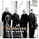 Beethoven : les derniers Quatuors � cordes n� 12 � n� 16 - Grande Fugue op. 133