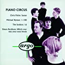 Fitkin/Nyman/Seddon/Rackham: Piano Circus