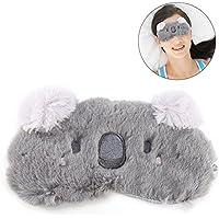 Maske von der Augen Schlaf in Tiermotiv Schlafmaske Bedeckung der Licht für Schlafens und Ausruhens preisvergleich bei billige-tabletten.eu