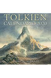Descargar gratis Calendario Tolkien 2020: Ilustrado por Alan Lee: 9 en .epub, .pdf o .mobi