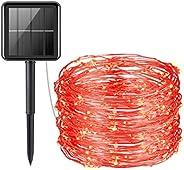ORIA Solar Powered String Lights