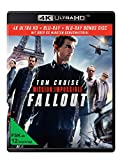 Mission: Impossible 6 - Fallout  (4K Ulta HD) (+ Blu-ray 2D)