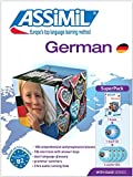 German with ease : super pack : Contient : 5 CD audio dont 1 CD audio MP3 (5CD audio)
