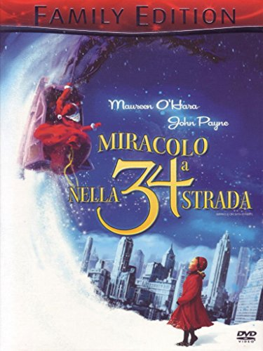 Miracolo nella 34a strada (family edition) [IT Import] (Miracle On 34th Street)