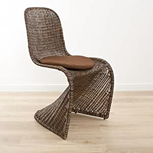 freischwinger rattanstuhl mary rattansessel besucher. Black Bedroom Furniture Sets. Home Design Ideas