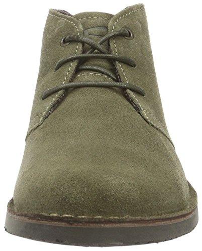 Camel Active Vienna 12, Desert Boots Homme Vert (Leaf 06)